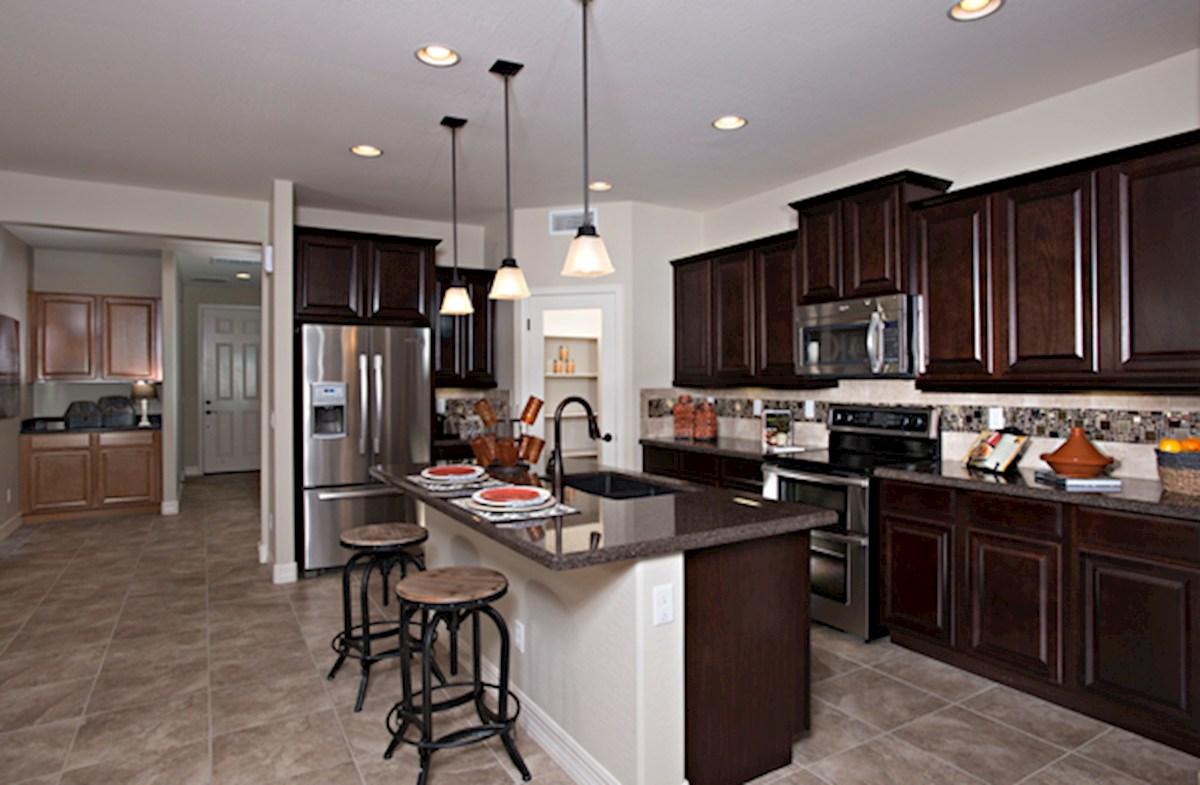 june skies silverado large pantry - Beazer Homes Arizona Floor Plans